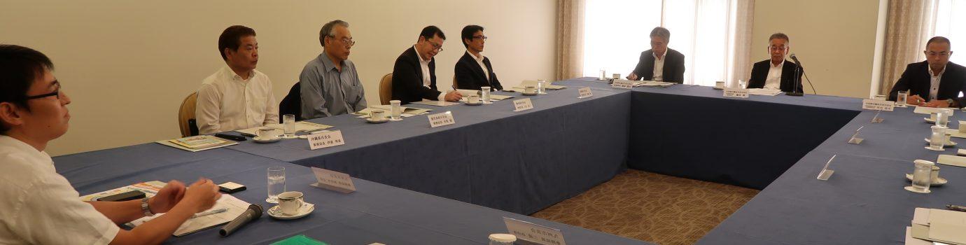 平成30年度都市生協九州各県市長会事務局長会議を開催しました。