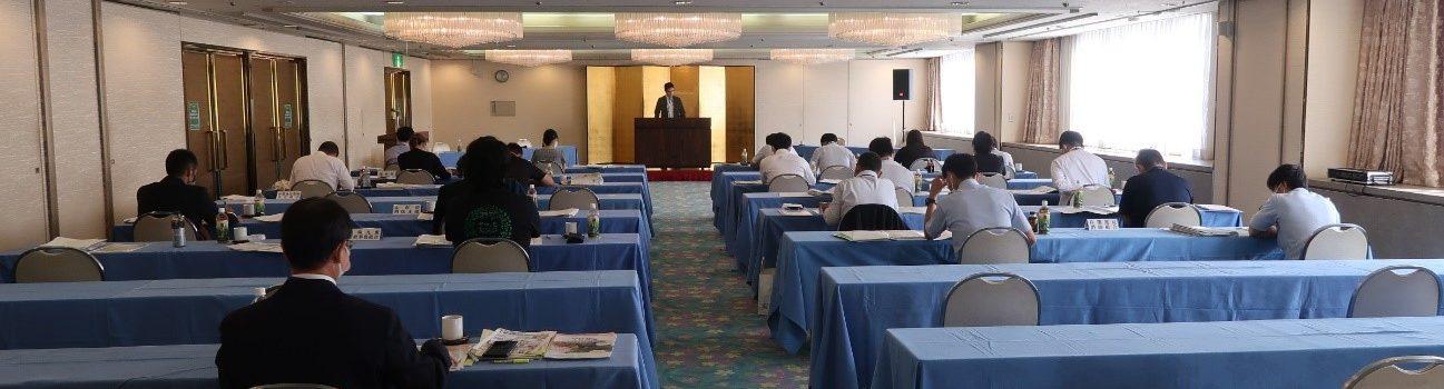 災害共済加入推進事務説明会を開催いたしました。